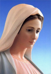 Marie, encore…